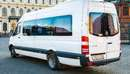 Аренда  автомобиля Mercedes-Benz Sprinter Turist с водителем в Санкт-Петербурге